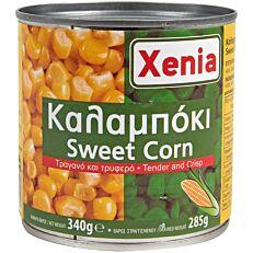 Κονσέρβα XENIA γλυκό καλαμπόκι (340g)