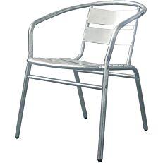 Καρέκλα MIMOSA GARDEN αλουμινίου στοιβαζόμενη