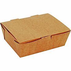 Κουτιά κραφτ 20x14,5x7,5cm (25τεμ.)