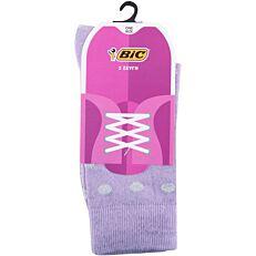 Κάλτσες BIC Amelia γυναικείες μεικτές A (2τεμ.)