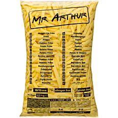 Πατάτες MR. ARTHUR κατεψυγμένες 10x10 (2,5kg)
