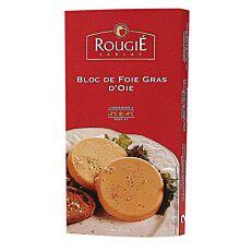 Πατέ ROUGIE αλλαντικών με συκώτι χήνας block (2x40g)