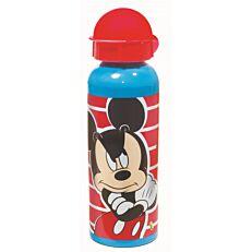 Παγούρι GIM Mickey face time αλουμινίου (520ml)