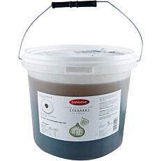 Γλυκό του κουταλιού ΣΑΡΑΝΤΗΣ σύκο σε κύβους (5kg)