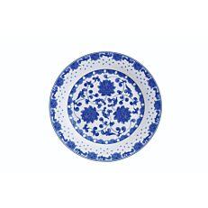 Πιάτο ρηχό πορσελάνης Romantica Φ27cm