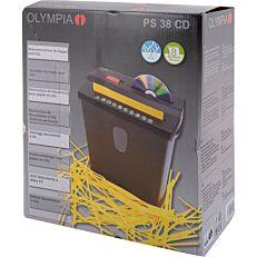 Καταστροφέας εγγράφων OLYMPIA PS38 strip cut