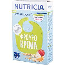 Βρεφική κρέμα NUTRICIA με φρούτα +6 μηνών (250g)