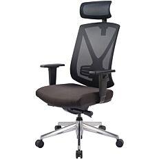 Καρέκλα γραφείου STAMPA διευθυντική με ψηλή πλάτη