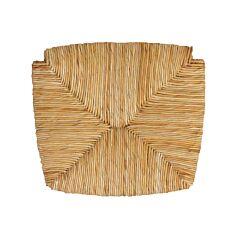 Ψάθα καρέκλας φυσική 35x39cm