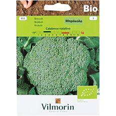 Σπόροι VILMORIN βιολογικοί μπρόκολο calabrese natalino