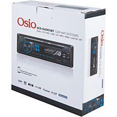 Ηχοσύστημα αυτοκινήτου OSIO CD/USB/BT/SD/AUX