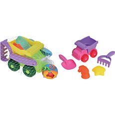 Παιχνίδι φορτηγάκι 16cm με αξεσουάρ (5τεμ.)