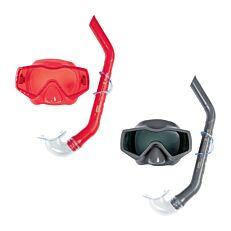 Μάσκα θαλάσσης με αναπνευστήρα BESTWAY ενηλίκων, σε 2 χρώματα