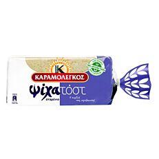 Ψωμί ΚΑΡΑΜΟΛΕΓΚΟΣ Ψίχα τοστ σίτου (480g)