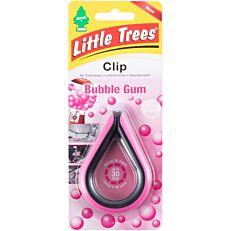 Αρωματικό αυτοκινήτου LITTLE TREES Bubble gum clip