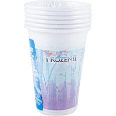 Πλαστικά ποτήρια FROZEN II 200ml 6τεμ.