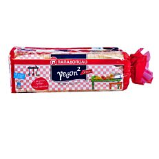 Ψωμί ΠΑΠΑΔΟΠΟΥΛΟΥ τοστ Γευση² σίτου (700g)