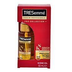 Λάδι περιποίησης μαλλιών TRESEMME keratin smooth (50ml)