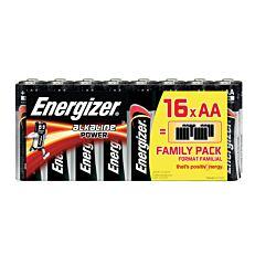 Μπαταρίες ENERGIZER Family Promo 16xAA