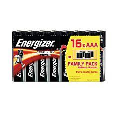 Μπαταρίες ENERGIZER Family Promo 16xAAA