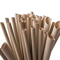 Καλαμάκια bamboo 230x6mm (200τεμ.)