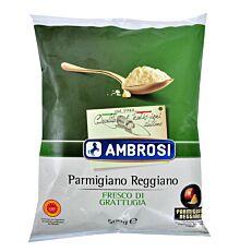 Τυρί AMBROSI παρμεζάνα reggiano τριμμένο (500g)