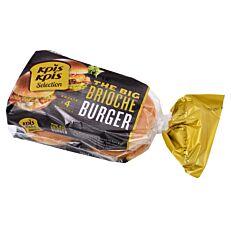 Ψωμί ΚΡΙΣ ΚΡΙΣ brioche για burger (360g)