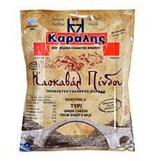 Τυρί ΚΑΡΑΛΗΣ καβασκάλ ημίσκληρο Πίνδου (300g)