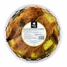 Σκουμπρί MASTER CHEF φιλέτο καπνιστό (1kg)
