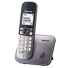 Ασύρματο τηλέφωνο PANASONIC γκρι