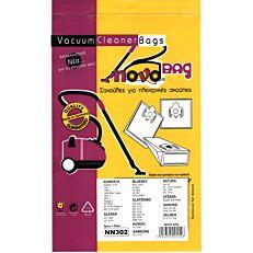 Σακούλα σκούπας NOVOBAG για ROWENTA επαγγελματικής χρήσης NN302