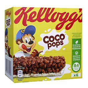 Μπάρα δημητριακών KELLOGG'S coco pops (6x20g)