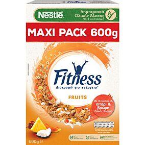 Δημητριακά NESTLE Fitness με φρούτα (600g)