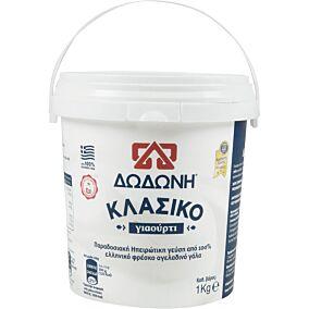 Γιαούρτι ΔΩΔΩΝΗ κλασικό 8% λιπαρά (1kg)