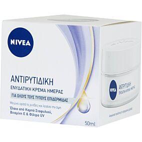 Κρέμα ημέρας NIVEA αντιρυτιδική (50ml)