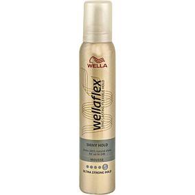 Αφρός μαλλιών WELLAFLEX κράτημα με λάμψη (200ml)