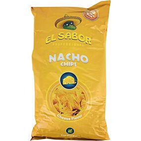 Τσιπς τορτίγια NACHO CHIPS cheese (500g)