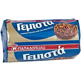 Μπισκότα ΠΑΠΑΔΟΠΟΥΛΟΥ γεμιστά με κακάο (85g)