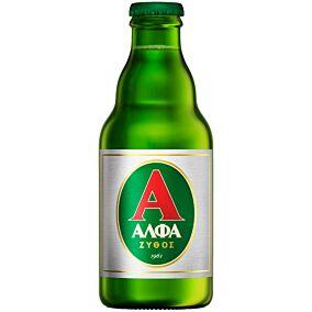 Μπύρα ΑΛΦΑ Retro (330ml)
