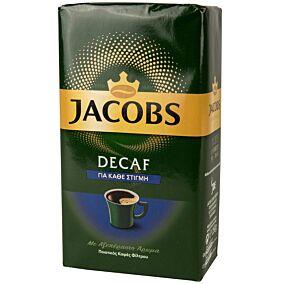 Καφές JACOBS decaf (250g)