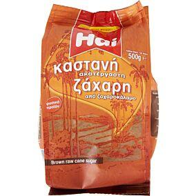 Ζάχαρη HAI καστανή (500g)