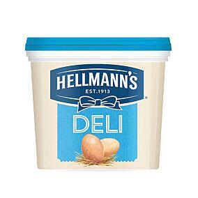Αναπλήρωμα μαγιονέζας HELLMANN'S (5lt)