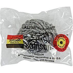 Σύρμα SAMSON κουζίνας ασημί spirpoli (1τεμ.)