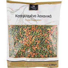 Ανάμεικτα λαχανικά MASTER CHEF κατεψυγμένα (2,5kg)