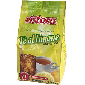 Τσάι RISTORA με άρωμα λεμόνι (1kg)