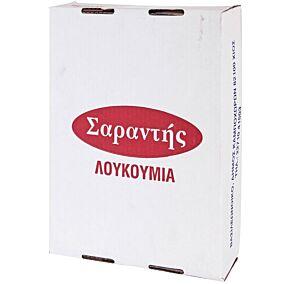 Λουκούμι ΣΑΡΑΝΤΗΣ τριαντάφυλλο (5kg)