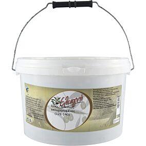 Ελιές ΕΛΙΑΓΝΗ πράσινες εκπυρηνωμένες 121-140 (3kg)
