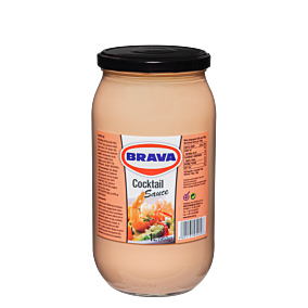 Σάλτσα BRAVA cocktail sauce (1lt)