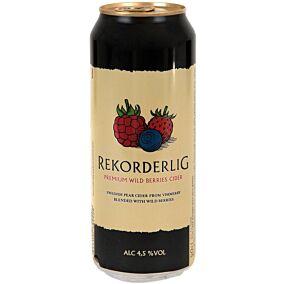 Μπύρα REKORDERLIG wild berries (500ml)