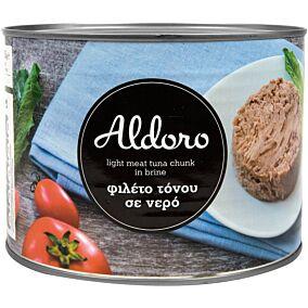 Κονσέρβα ALDORO τόνος σε νερό (1,705kg)